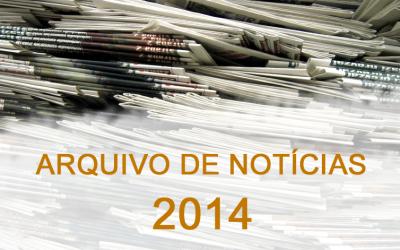 Notícias de 2014