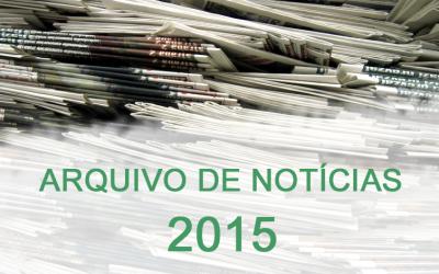 Notícias de 2015