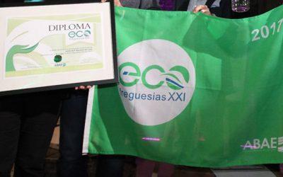 União das Freguesias da Mealhada, Ventosa do Bairro e Antes obteve o 4.º lugar na 1.ª edição EcoFreguesias XXI