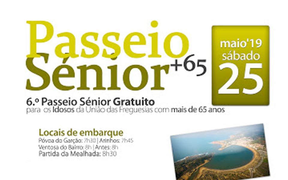 Passeio Sénior +65 (edição 2019)