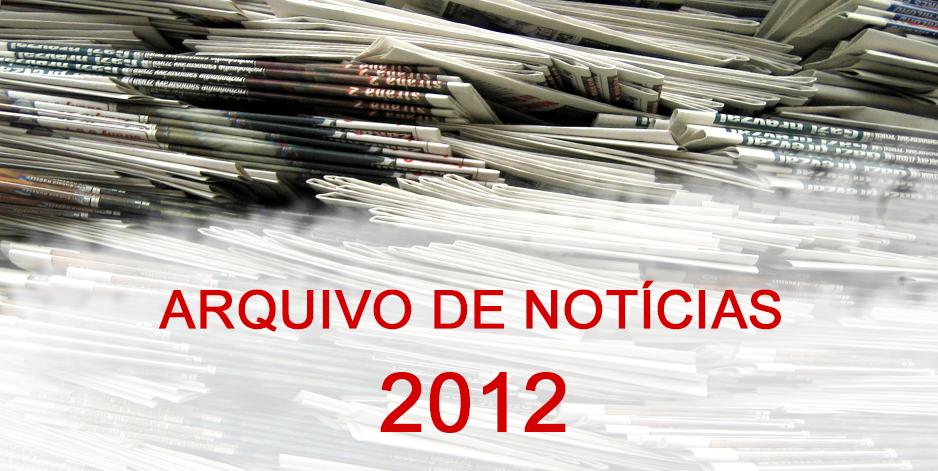 Notícias de 2012