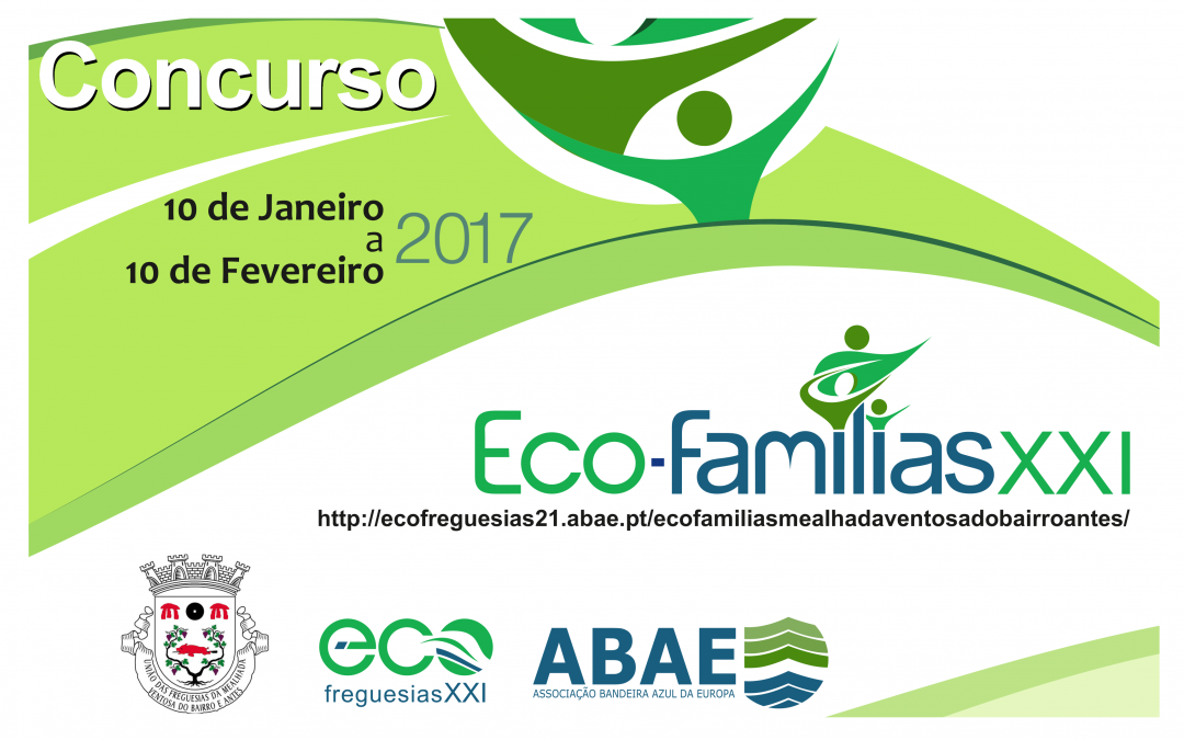 Concurso Eco-Famílias XXI