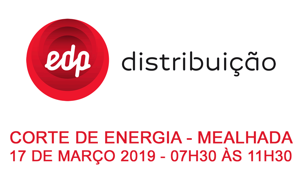 CORTE DE ENERGIA ELÉCTRICA – 17 MARÇO 2019