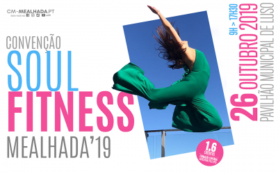 Soul Fitness Mealhada´19 & Demonstração Juntas de Freguesias do Município da Mealhada